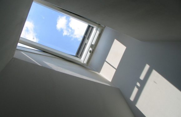 Okno w dawnych czasach