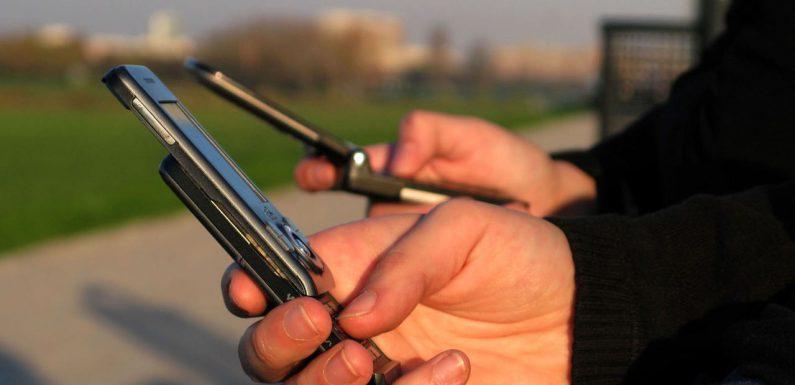 Historia wiadomości SMS